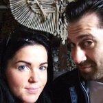 Me and my man at Kostnice v Sedlci
