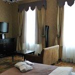Sitting area/bedroom