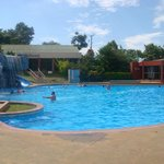 Hermosa piscina! Temperatura del agua, especial!!!
