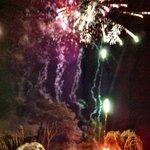 Fab Fireworks NYE midnight