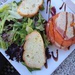 tuna stuck salad
