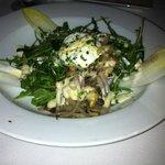 Mushroom Arugala Salad