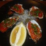 Oysters yummy
