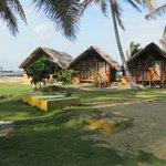 individual cabanas