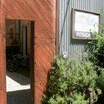 Casa Zinc Entry