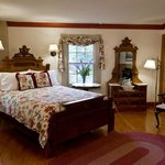 Room 6 is a large room on the second floor with queen bed