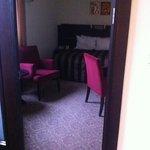 la deuxième partie de notre chambre