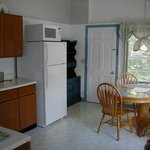 Each Cottage has its own fully equipped kitchen.