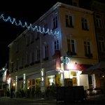 The wonderful Figaro Restaurant Stavelot..!