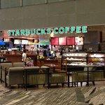 Starbucks 3am Singapore Airport