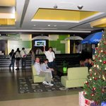 Lobby van hotel Citymax Al Barsha