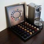Custom Coffee Maker in Nordic King
