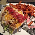 Fish Tacos (grilled) w/ SP Fries