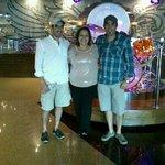 Con nosotros Consuelo Villegas, nuestra Concierge Assistant.  Hizo nuestra est