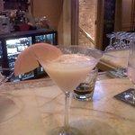 Dream-sicle Martini