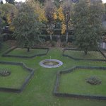 Front grounds, taken from out of our room's window.