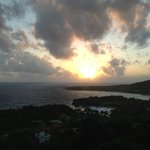 "Beautiful ""Caribbean Dawn"" from my balcony"