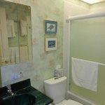 Unit #203 Downstairs Bathroom