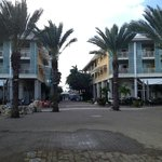Camana Bay -shops,restaurant and movies