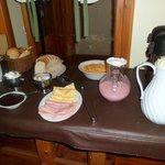 Desayunador- Comedor-  Hostería Traunco- Villa La Angostura- Año 2013.