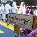 String Bean Alley Shopping
