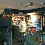 The Red Lion Christmas Morning