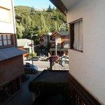 Vista desde hab. 203- Hotel del Viejo Esquiador- San Martín de los Andes 2013.