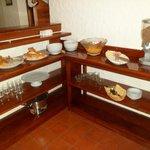 Desayunador- Comedor- Hotel del Viejo Esquiador- San Martín de los Andes 2013.