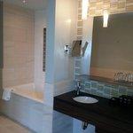 Bathroom in the Hudson Suite