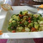 Avacado & Shrimp Salad
