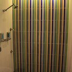 Shower in room