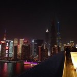 View across the Huangpu river from the Char Bar on L30