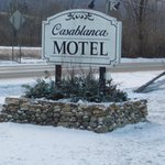 Welcome the the Casablanca Motel