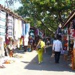 Flea Market in
