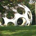 Sculpture at LongHouse Reserve