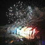 Disneyland Fireworks from room