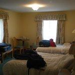 Friars Glen, Killarney (Our lovely room)
