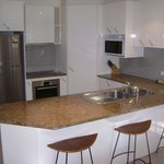 Full equipped kitchens