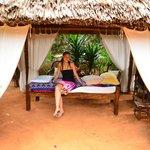 Il lettino dei massaggi preziosi