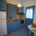 appartement with kitchen