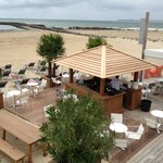le bar de plage de Nina