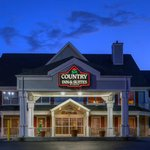 CountryInn&Suites Roanoke ExteriorNight