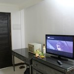 ТВ и сейф