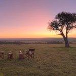Sundowners - Olare Mara Kempinski Masai Mara