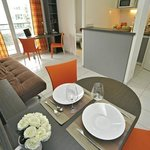 Park&Suites Confort Lyon Vaise - 1-bedroom Apartment