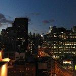 sky line dalla nostra camera