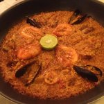 Spanish Paella Fried rice