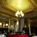 Interior do Café de la Paix