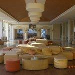 Bar area near reception