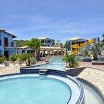 Foto de Kunuku Aqua Resort